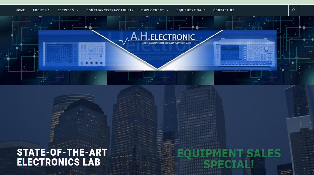 A.H. Electronic Test Equipment Repair Center, Inc.