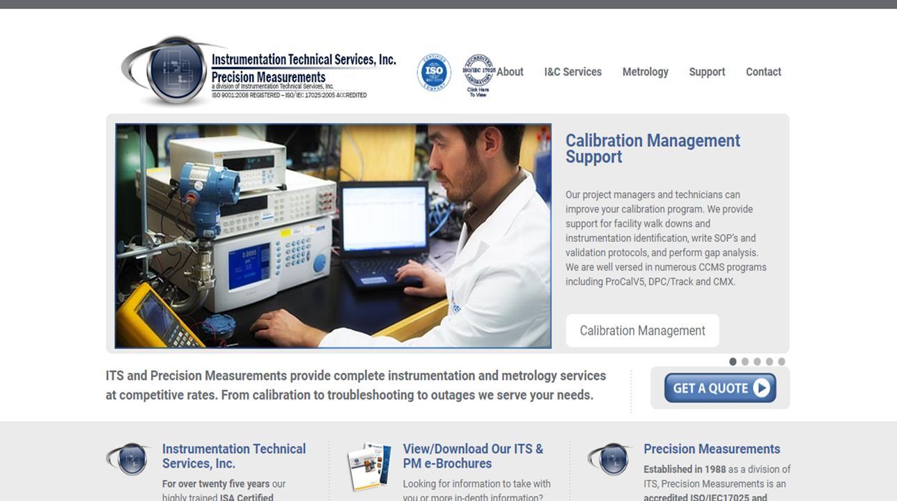 Instrumentation Technical Services, Inc.
