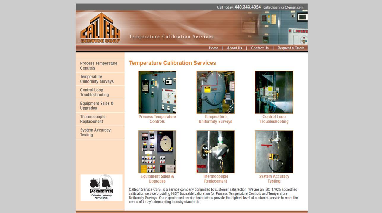 Caltech Service Corp.