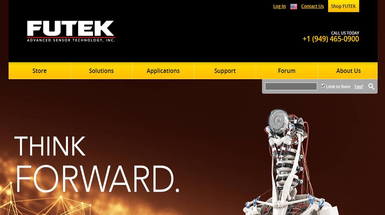 Futek Advanced Sensor Technology