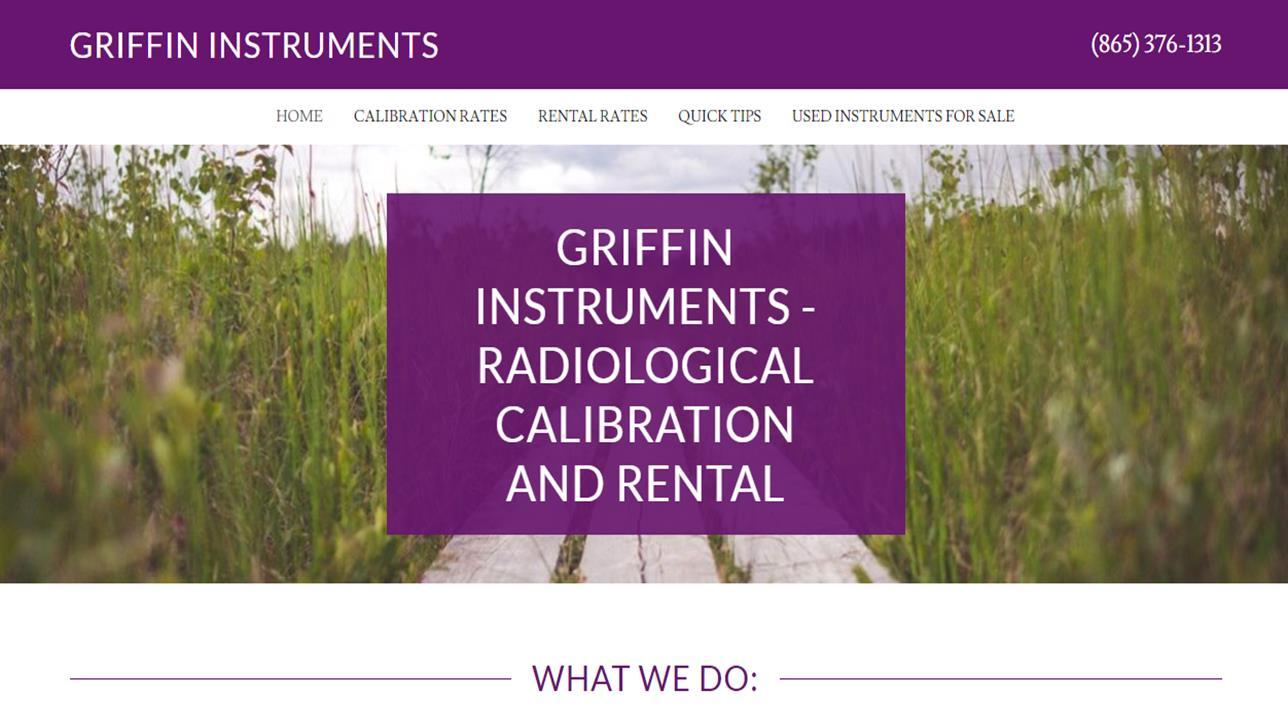 Griffin Instruments