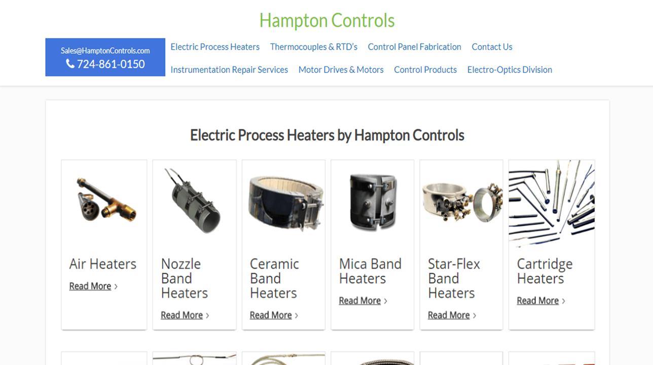 Hampton Controls, Inc.