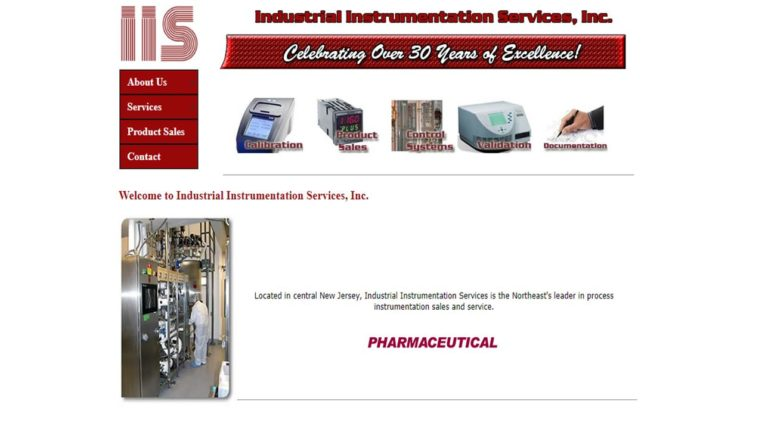 Industrial Instrumentation Services, Inc.