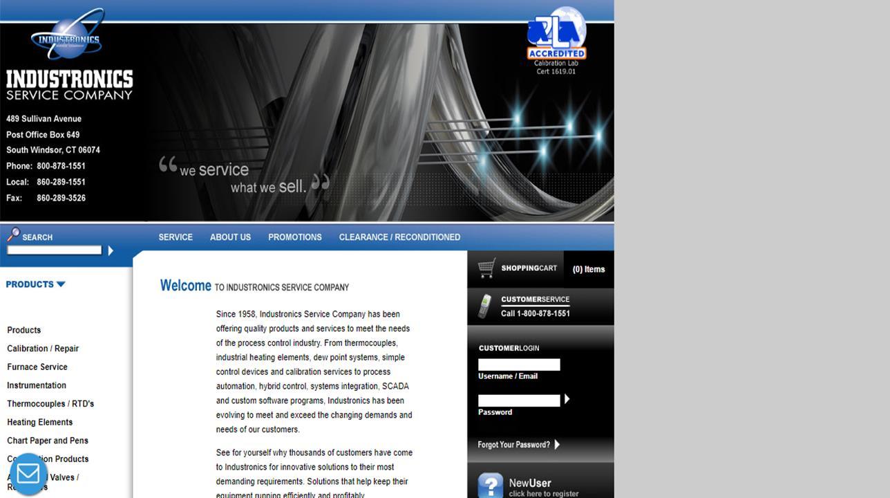 Industronics Service Company