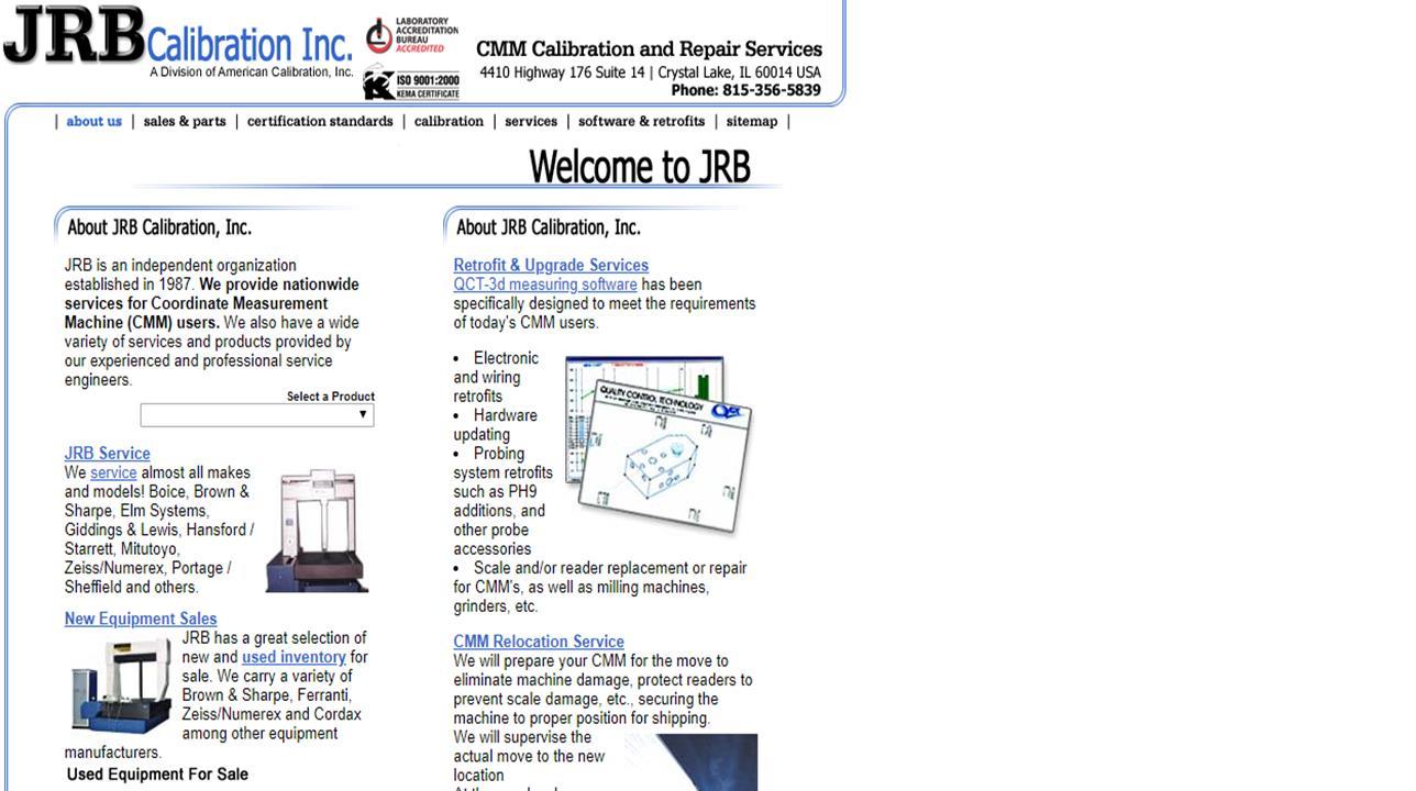 JRB Calibration, Inc.
