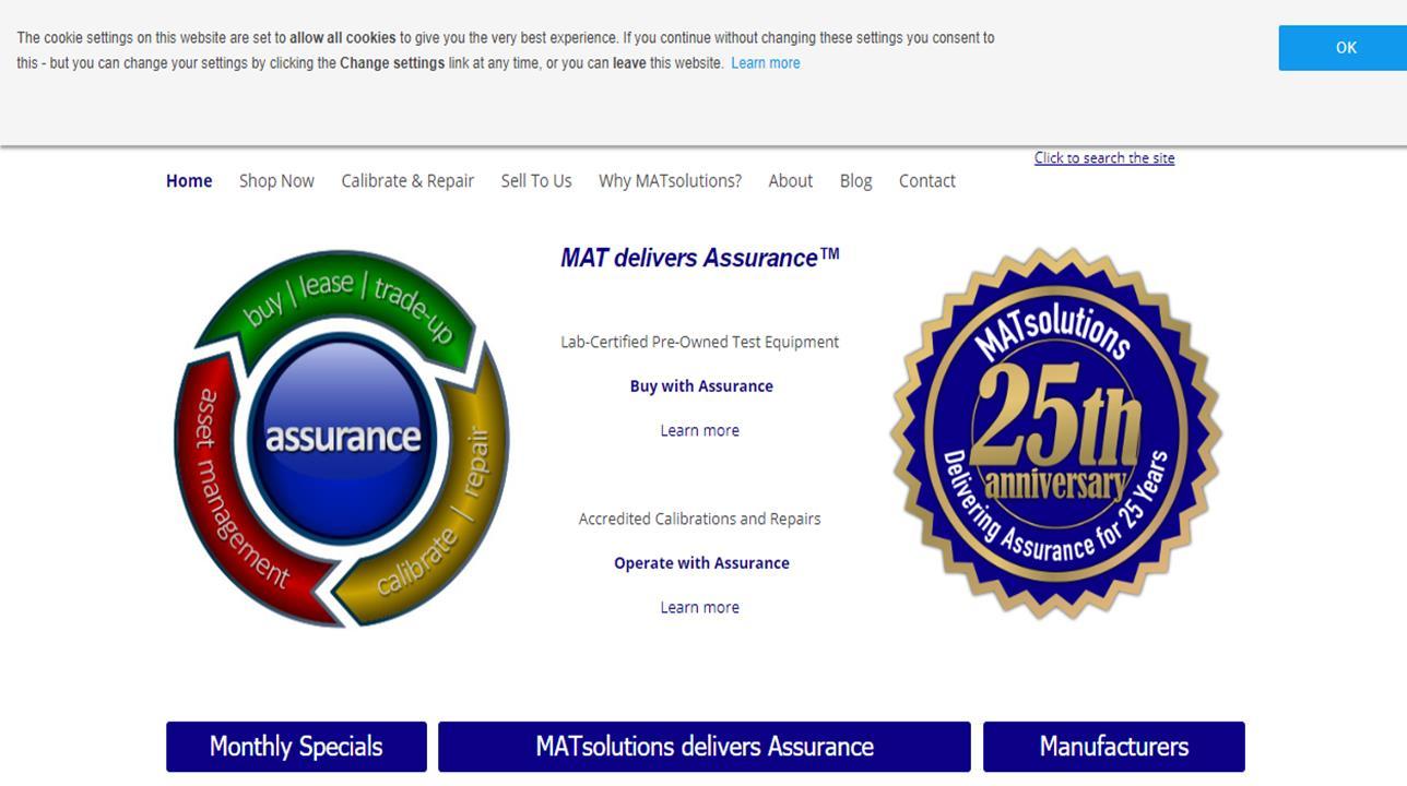 Measurement Assurance Technology, L.P.