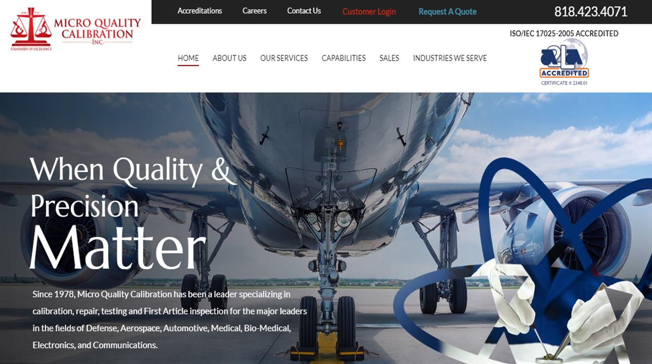 Micro Quality Calibration Inc.