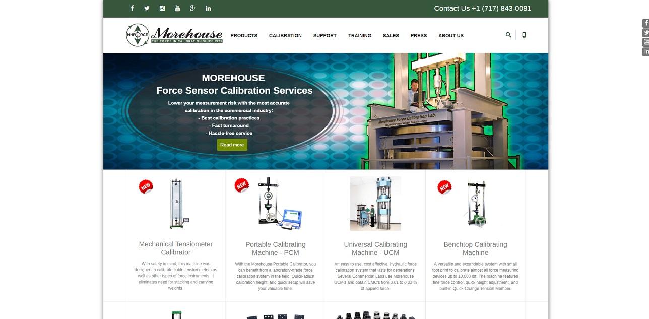 Morehouse Instrument Company, Inc.