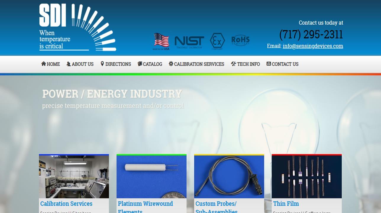 Sensing Devices, Inc.
