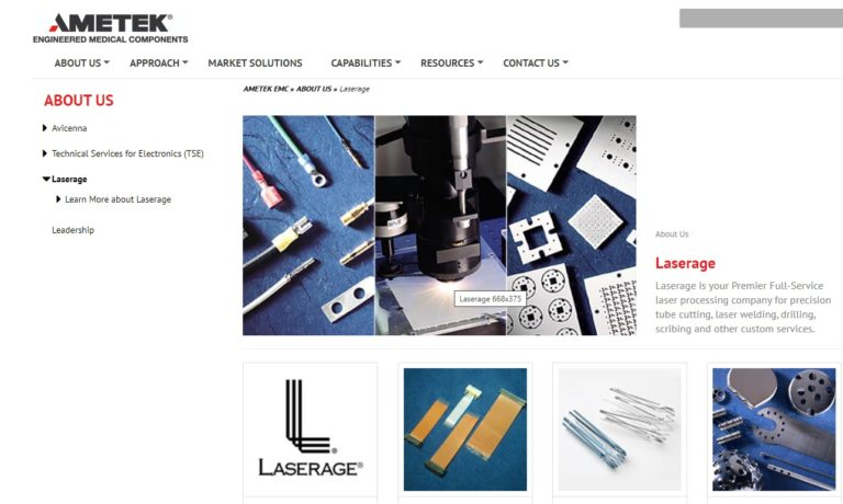 Laserage Technology Corporation