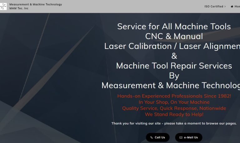Measurement & Machine Technology