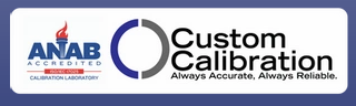 Custom Calibration Inc. Logo